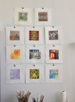 Monoprints and SilkscreenPrints